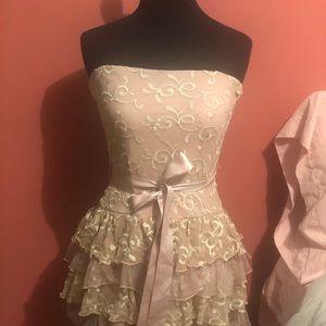Pink dress - small
